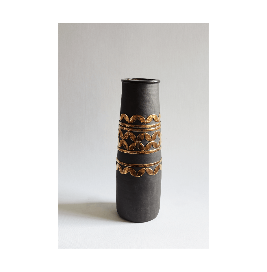 African Pattern 1 Gold
